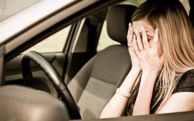 Как преодолеть страх вождения?